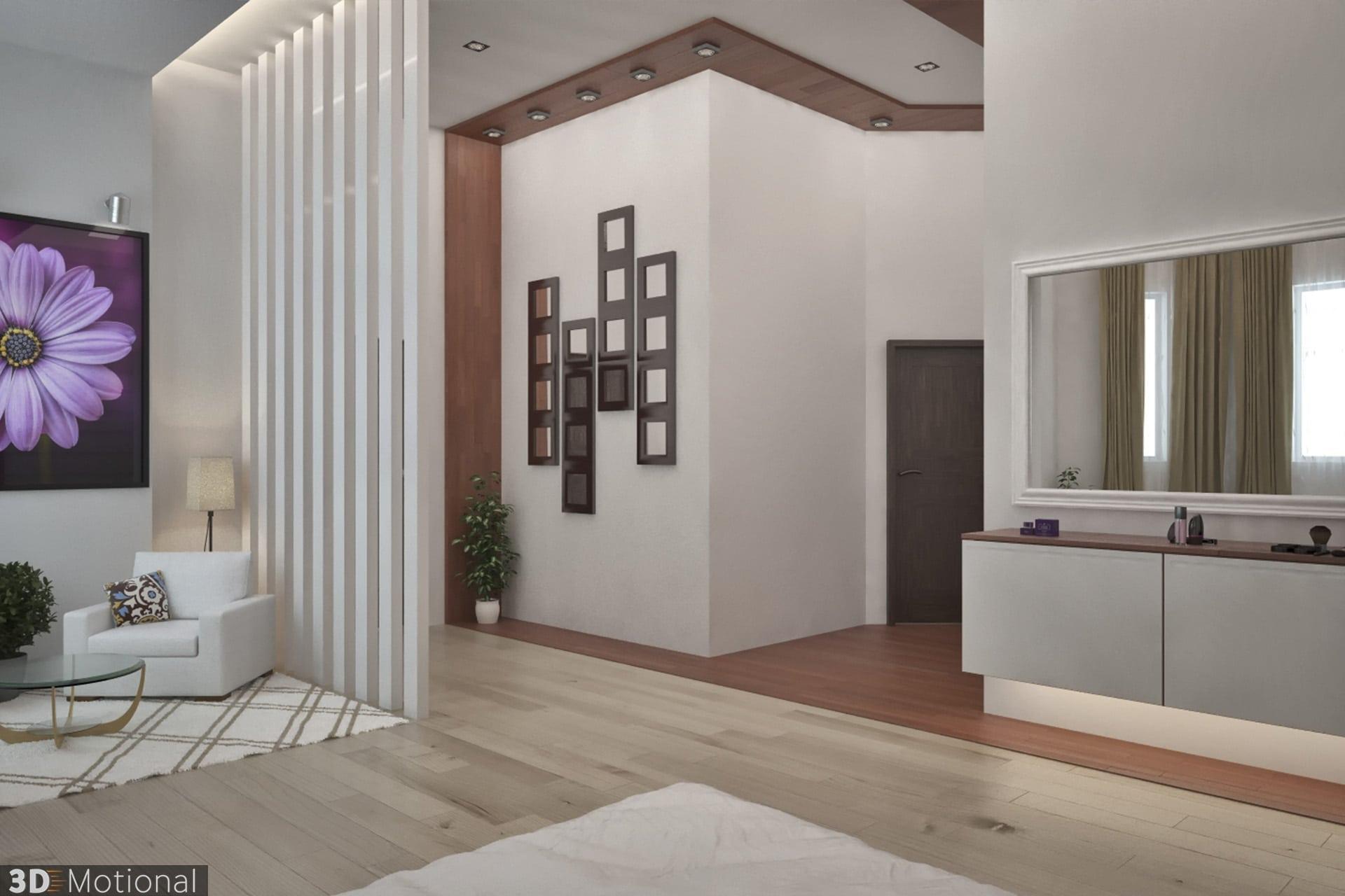 Private Villa - master bedroom (5)